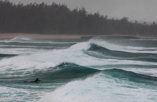 Photo: surf and swell, Oahu, North Shore